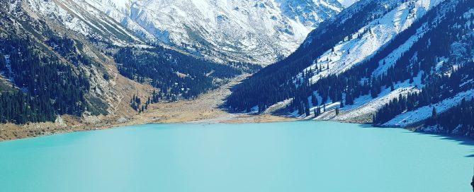 Big Lake Almaty